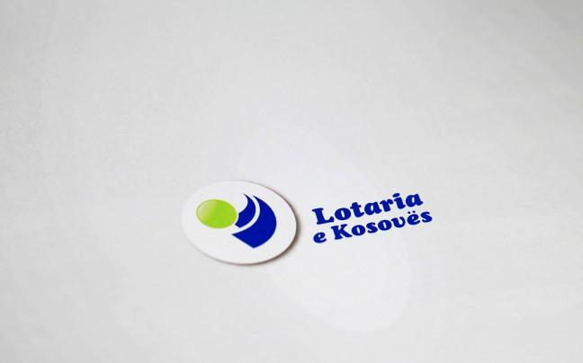 Kosovo lottery logo